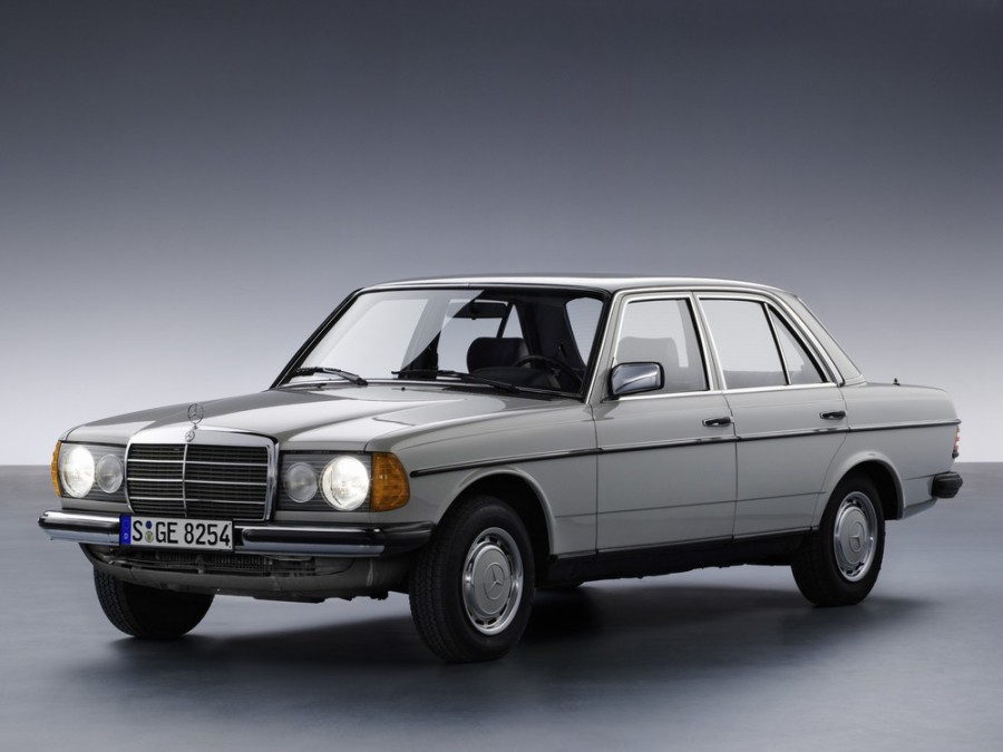Mercedes E-Class седан, 1975–1986, W123 - отзывы, фото и характеристики на Car.ru