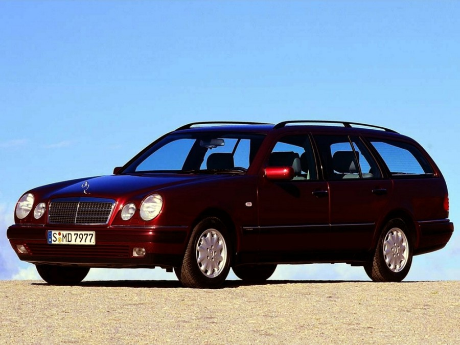 Mercedes E-Class универсал, 1995–1999, W210/S210 - отзывы, фото и характеристики на Car.ru