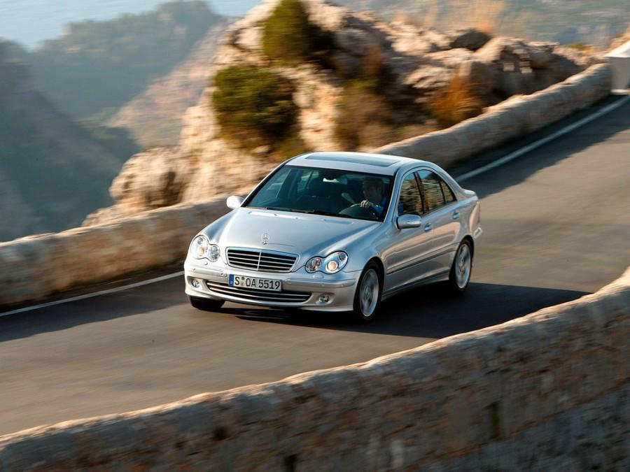 Mercedes C-Class седан 4-дв., 2004–2008, W203/S203/CL203 [рестайлинг] - отзывы, фото и характеристики на Car.ru