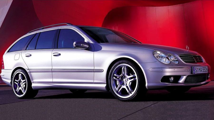 Mercedes C-Class AMG универсал 5-дв., 2004–2008, W203/S203/CL203 [рестайлинг] - отзывы, фото и характеристики на Car.ru
