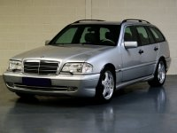 Mercedes C-Class, W202/S202 [рестайлинг], Amg универсал 5-дв., 1997–2001