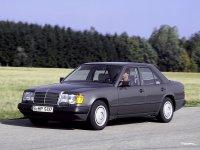 Mercedes E-Class, W124, Седан 4-дв., 1985–1993