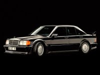 Mercedes C-Class, W201 [рестайлинг], 2.5-16 evolution седан 4-дв., 1988–1993