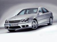 Mercedes C-Class, W203/S203/CL203 [рестайлинг], Amg седан 4-дв., 2004–2008
