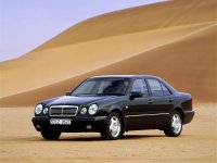 Mercedes E-Class, W210/S210, Седан 4-дв., 1995–1999