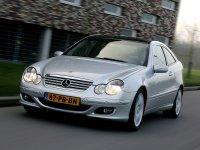 Mercedes C-Class, W203/S203/CL203 [рестайлинг], Купе, 2004–2008