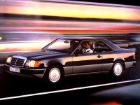 Mercedes E-Class, W124, Купе 2-дв., 1985–1993
