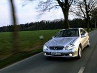 Mercedes C-Class, W203/S203/CL203, Купе 3-дв., 2000–2004