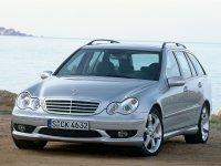 Mercedes C-Class, W203/S203/CL203 [рестайлинг], Универсал 5-дв., 2004–2008
