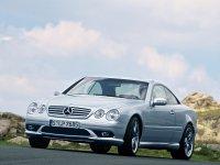 Mercedes CL-Class, C215 [рестайлинг], Amg купе 2-дв., 2002–2006