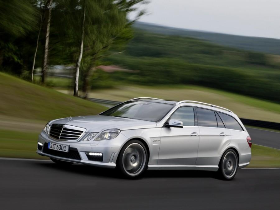 Mercedes E-Class AMG универсал 5-дв., 2009–2013, W212/S212/C207/A207 - отзывы, фото и характеристики на Car.ru