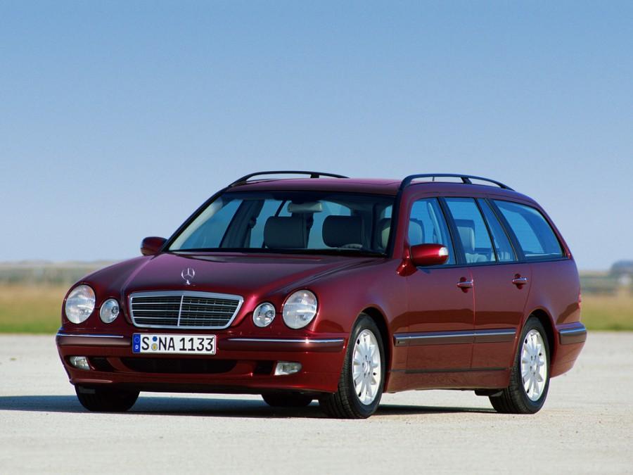 Mercedes E-Class универсал 5-дв., 1999–2002, W210/S210 [рестайлинг] - отзывы, фото и характеристики на Car.ru