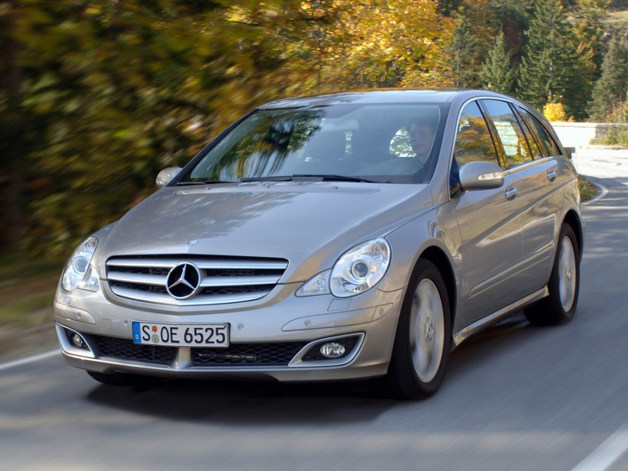 Mercedes R-Class минивэн 5-дв., 2006–2010, W251, R 300 CDI BlueEFFICIENCY 7G-Tronic (190 л.с.), характеристики