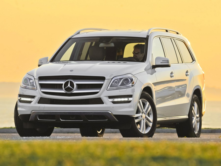 Mercedes GL-Class внедорожник 5-дв., 2012–2016, X166, GL 500 BlueEfficiency 7G-Tronic Plus 4Matic (435 л.с.), Особая серия, характеристики