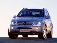 Mercedes M-Class, W163 [рестайлинг], Amg кроссовер 5-дв., 2001–2005
