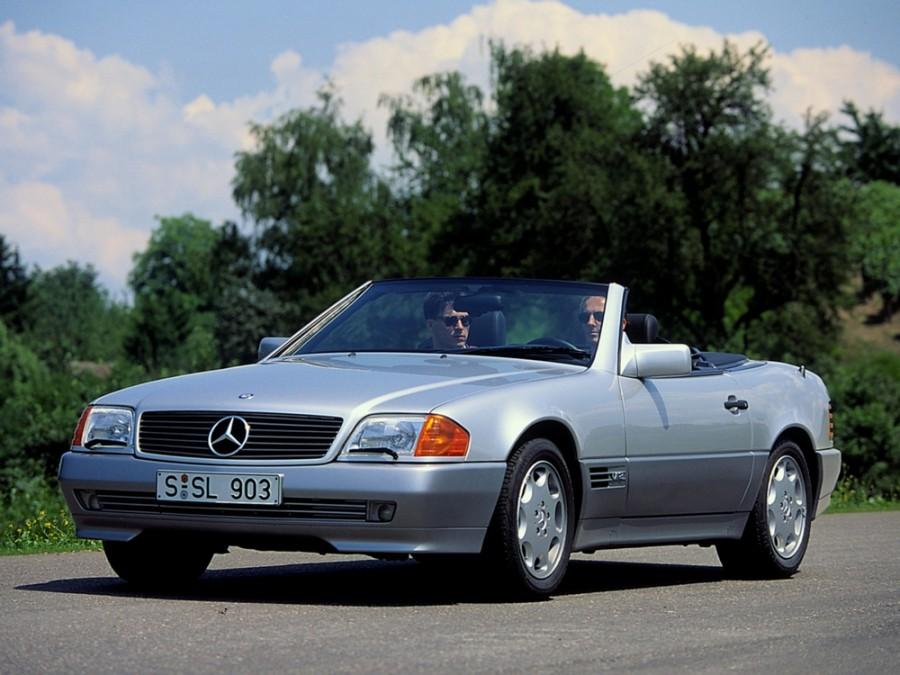 Mercedes SL-Class родстер, R129 - отзывы, фото и характеристики на Car.ru