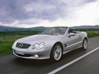 Mercedes SL-Class, R230, Родстер 2-дв., 2001–2006