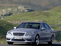 Mercedes S-Class, W220 [рестайлинг], Amg седан 4-дв., 2002–2005