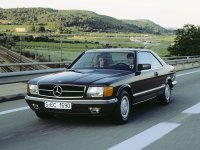 Mercedes S-Class, W126 / C126, Купе, 1979–1985
