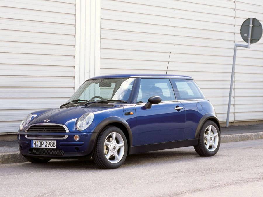 Mini One хетчбэк, 1 поколение - отзывы, фото и характеристики на Car.ru