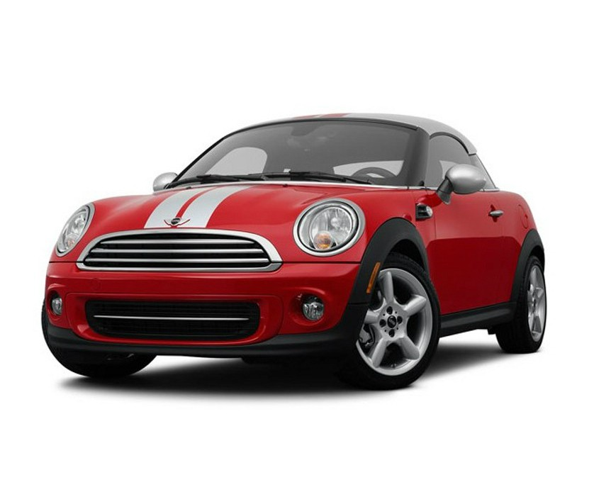 Mini Coupe Cooper купе 2-дв., 2011–2014, 1 поколение - отзывы, фото и характеристики на Car.ru