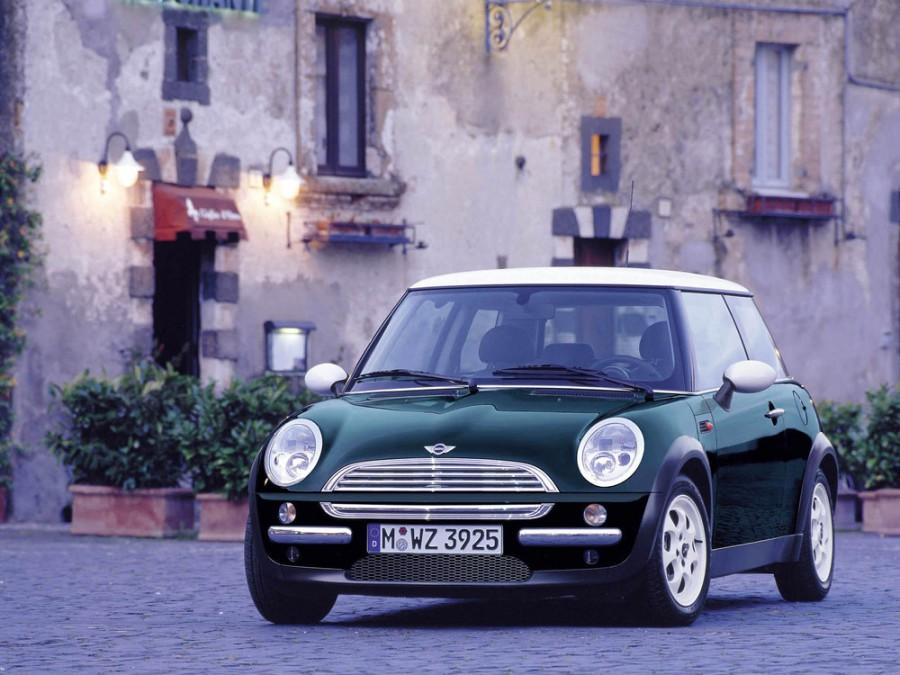 Mini Cooper хетчбэк, 1 поколение - отзывы, фото и характеристики на Car.ru