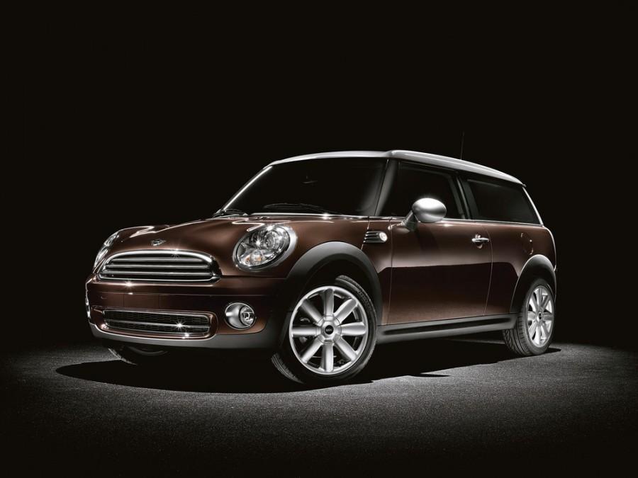 Mini Clubman Cooper универсал 2-дв., 1 поколение - отзывы, фото и характеристики на Car.ru