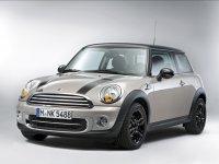 Mini One, 2 поколение [рестайлинг], Хетчбэк 3-дв., 2010–2014