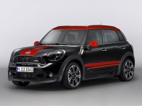 Mini Countryman, R60, John cooper works хетчбэк 5-дв., 2010–2014