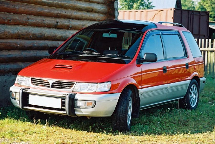 Mitsubishi Chariot минивэн, 1991–1997, 2 поколение - отзывы, фото и характеристики на Car.ru