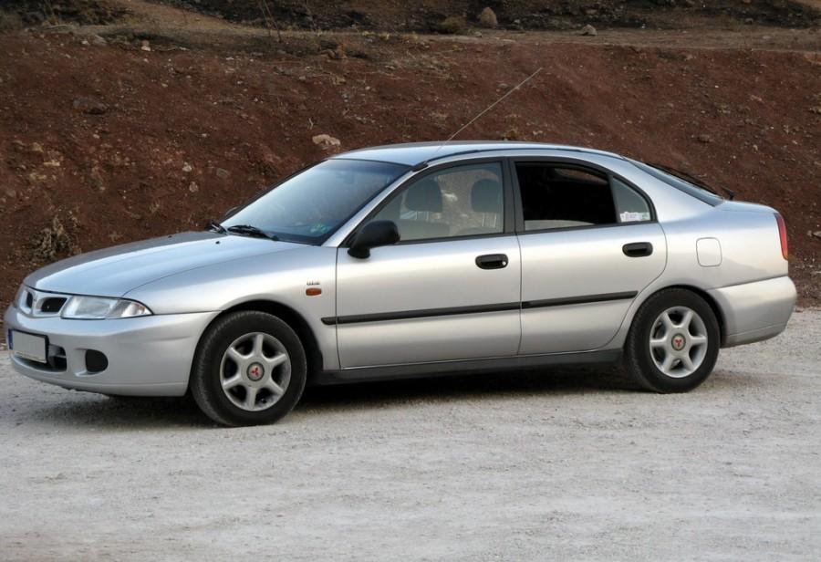 Mitsubishi Carisma хетчбэк, 1995–2000, 1 поколение - отзывы, фото и характеристики на Car.ru