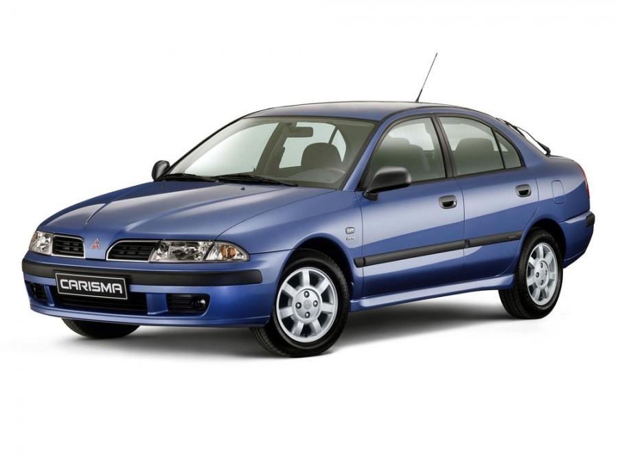 Mitsubishi Carisma хетчбэк, 1999–2004, 1 поколение [рестайлинг] - отзывы, фото и характеристики на Car.ru