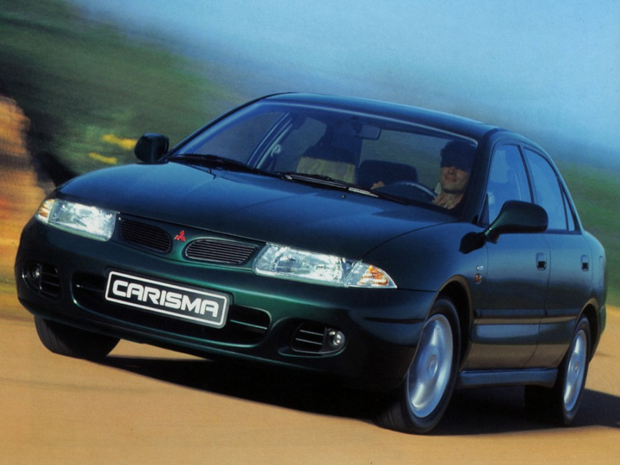 Mitsubishi Carisma седан, 1995–2000, 1 поколение - отзывы, фото и характеристики на Car.ru