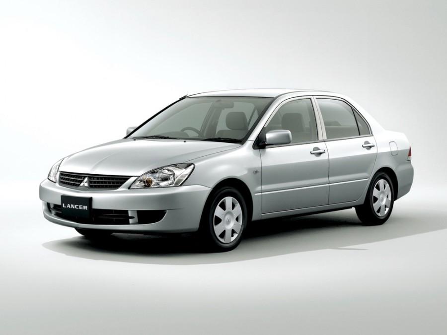 Mitsubishi Lancer JDM седан, 2005–2014, 6 поколение [2-й рестайлинг] - отзывы, фото и характеристики на Car.ru