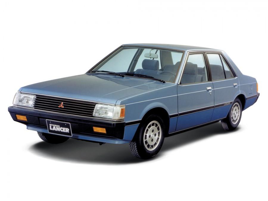 Mitsubishi Lancer седан, 1979–1983, EX - отзывы, фото и характеристики на Car.ru