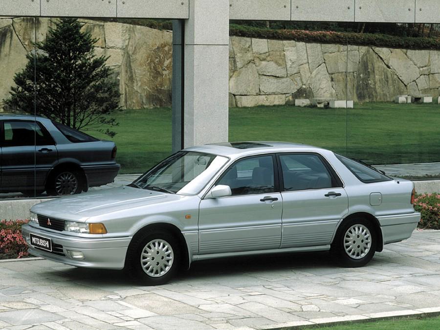 Mitsubishi Galant хетчбэк, 1987–1993, 6 поколение - отзывы, фото и характеристики на Car.ru