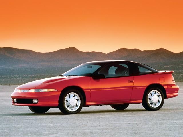 Mitsubishi Eclipse купе, 1989–1992, 1G - отзывы, фото и характеристики на Car.ru