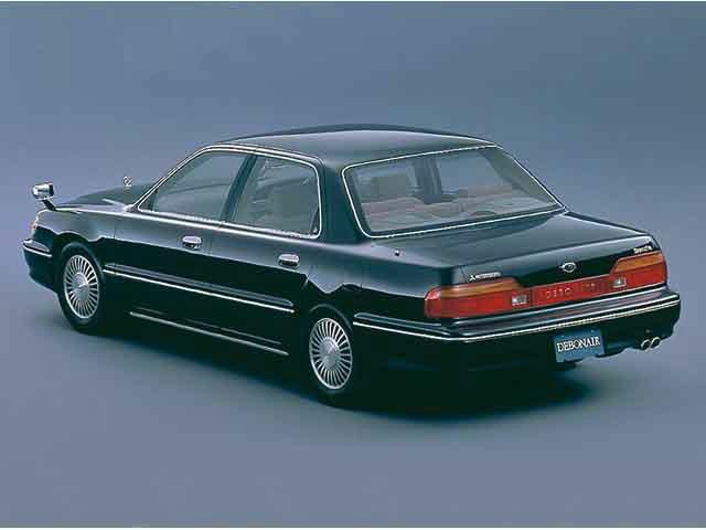 Mitsubishi Debonair седан, 1992–1999, 3 поколение - отзывы, фото и характеристики на Car.ru