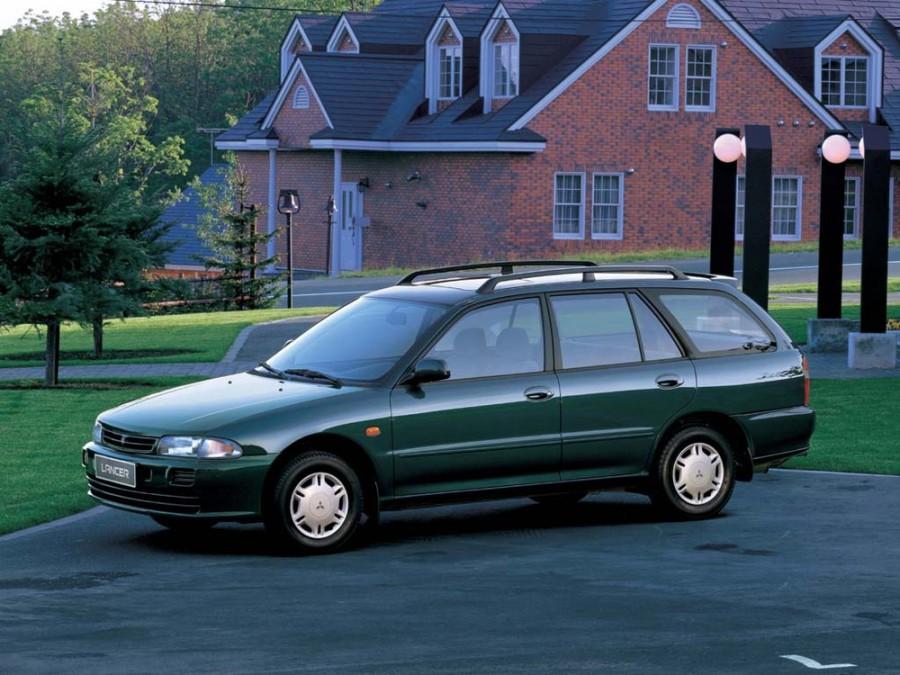 Mitsubishi Lancer универсал, 1991–2000, 4 поколение - отзывы, фото и характеристики на Car.ru