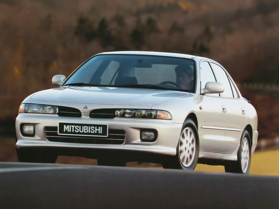 Mitsubishi Galant седан, 1992–1998, 7 поколение - отзывы, фото и характеристики на Car.ru