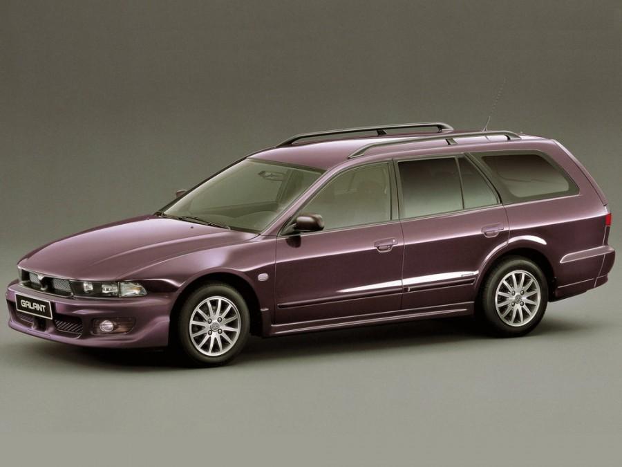 Mitsubishi Galant универсал, 1996–2006, 8 поколение - отзывы, фото и характеристики на Car.ru