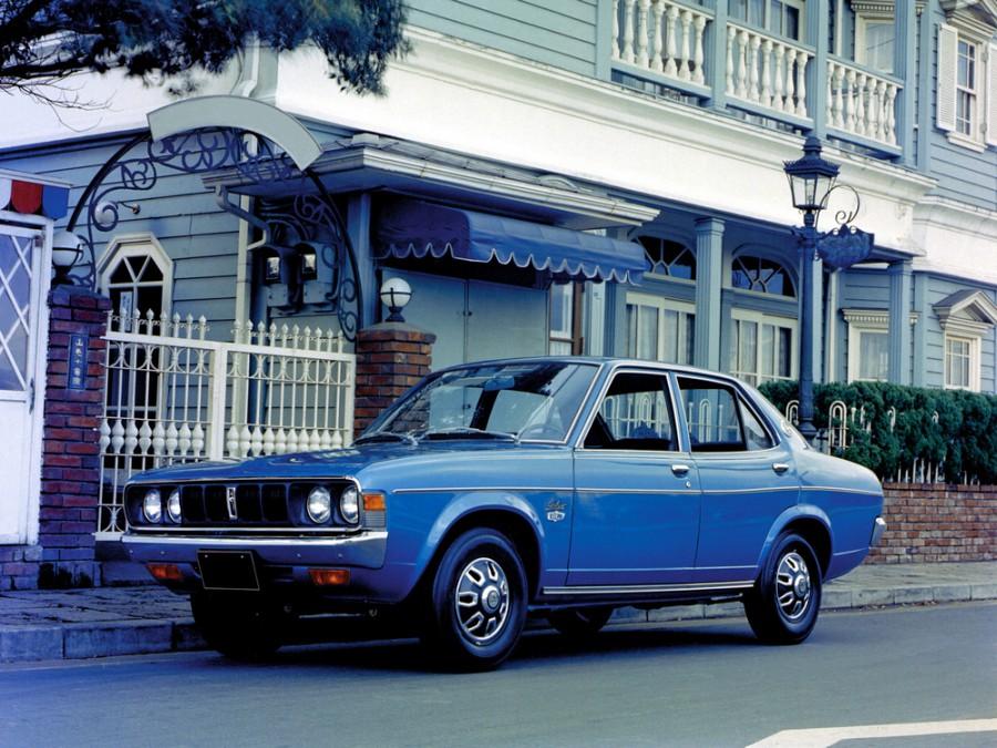Mitsubishi Galant седан, 2 поколение - отзывы, фото и характеристики на Car.ru