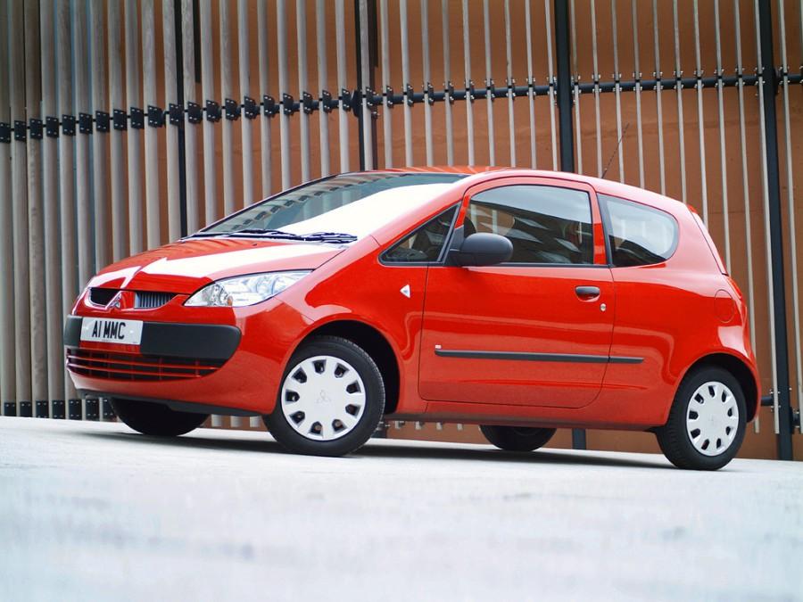 Mitsubishi Colt хетчбэк 3-дв., 2002–2008, Z30 - отзывы, фото и характеристики на Car.ru