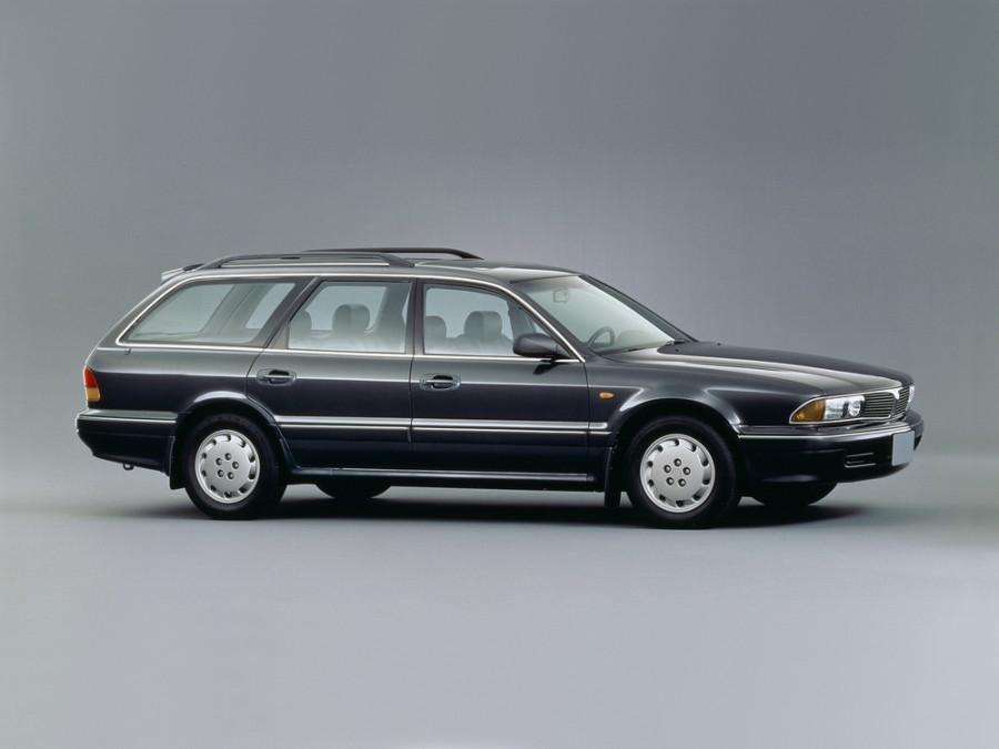 Mitsubishi Diamante универсал, 1993–1996, 1 поколение - отзывы, фото и характеристики на Car.ru