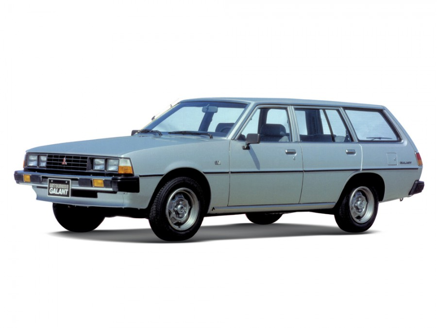 Mitsubishi Galant универсал, 1976–1984, 3 поколение - отзывы, фото и характеристики на Car.ru