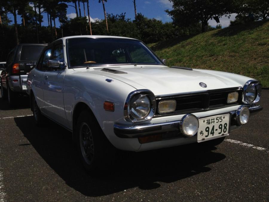 Mitsubishi Lancer седан 4-дв., 1974–1976, A70 [рестайлинг] - отзывы, фото и характеристики на Car.ru