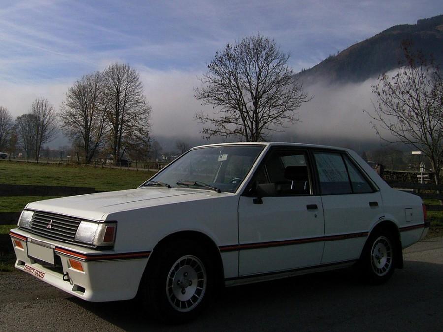 Mitsubishi Lancer Turbo седан 4-дв., 1979–1983, EX - отзывы, фото и характеристики на Car.ru