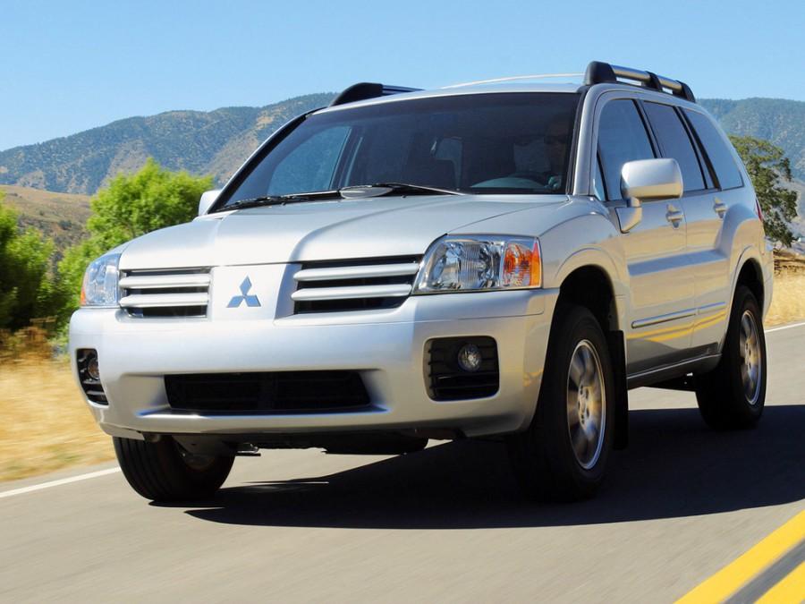 Mitsubishi Endeavor кроссовер, 2003–2006, 1 поколение - отзывы, фото и характеристики на Car.ru