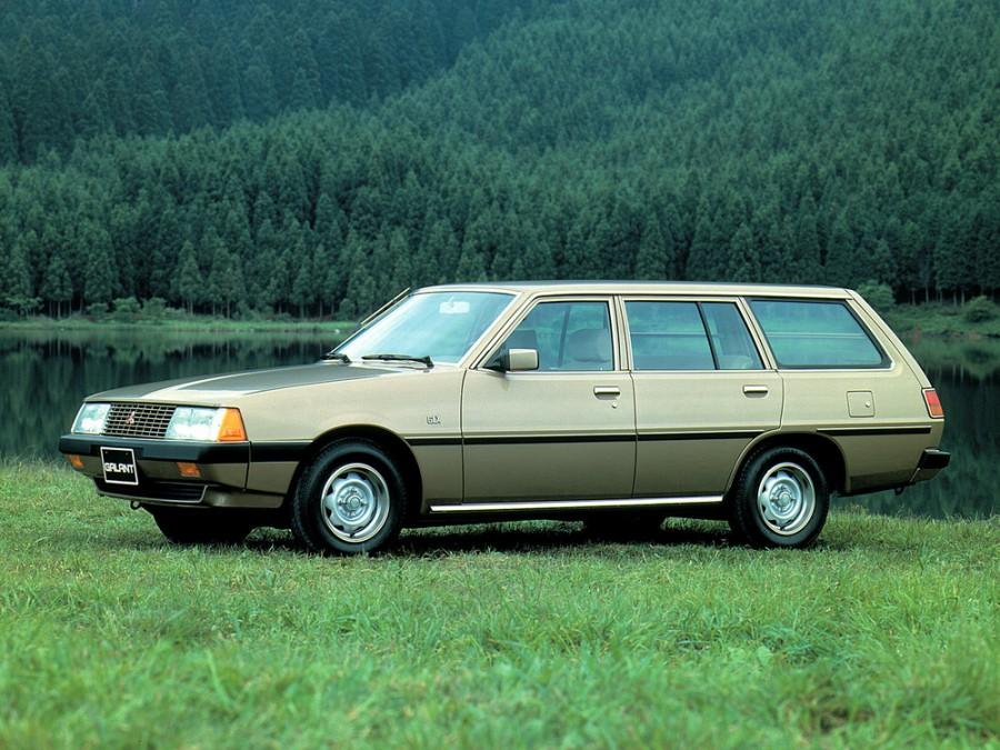 Mitsubishi Galant универсал, 1980–1984, 4 поколение - отзывы, фото и характеристики на Car.ru