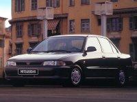 Mitsubishi Lancer, 4 поколение, Седан 4-дв., 1991–2000